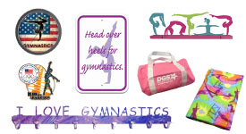 Gifts for Gymnasts