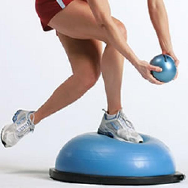 Bosu Ball Original: BOSU® Soft Fitness Ball 4 Lbs