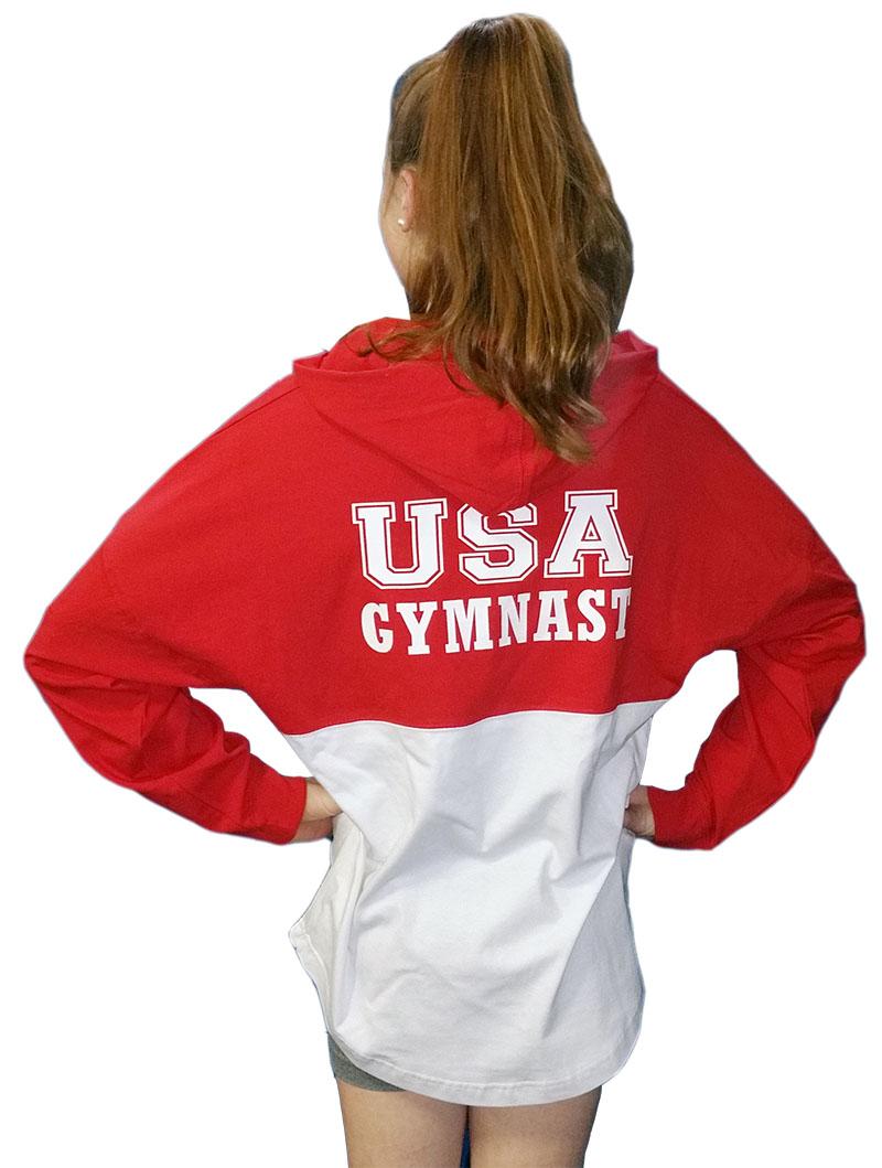 Usa hoodie