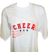 Cheer USA T-shirts
