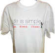 Cheer Life Is Simple T-Shirt