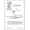 Most FAQ about Gymnastics Book