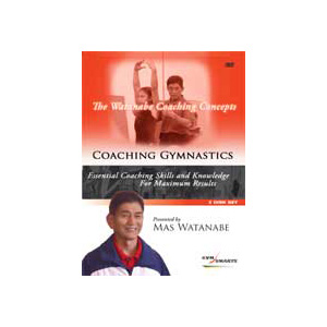 Coaching Gymnastics DVD