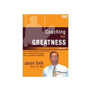 Coaching for Greatness - 3 Disk Set