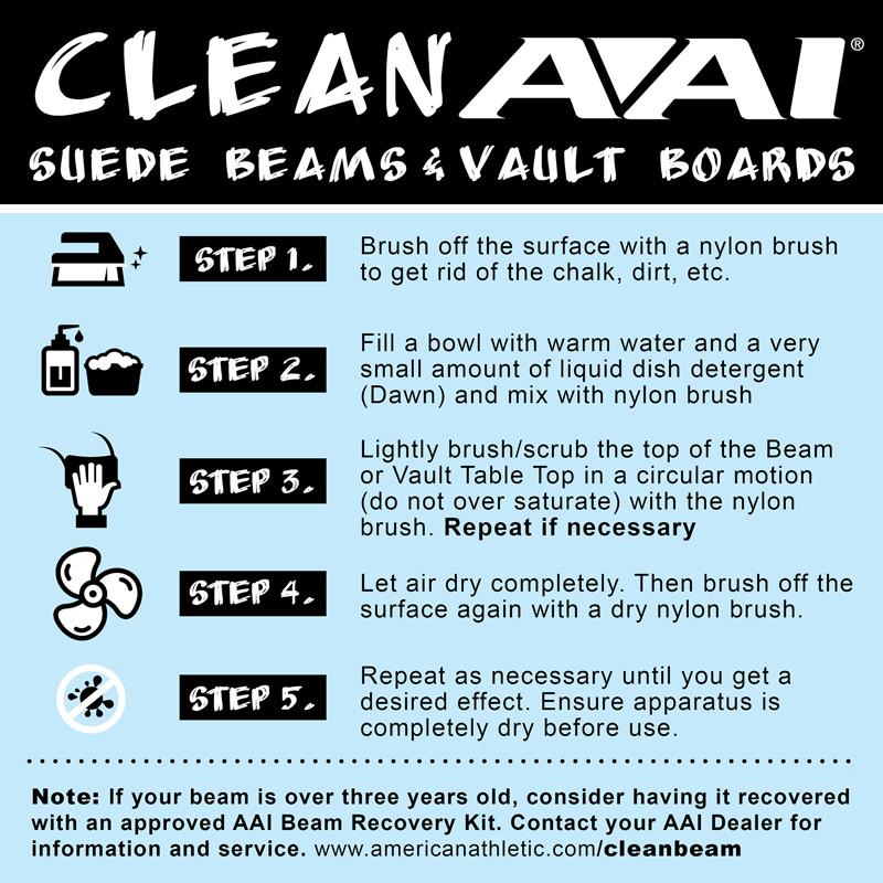 Gymnastics Balance Beam Classic Reflex Low Beam