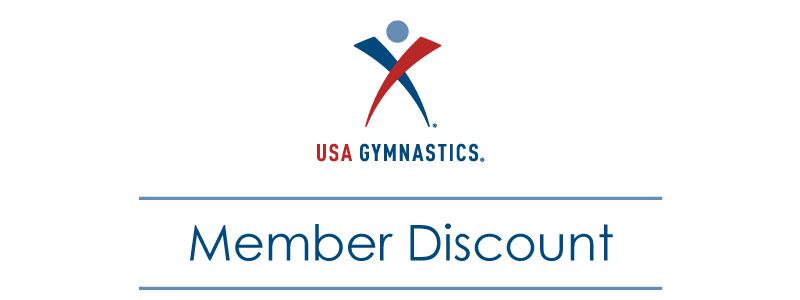 USA Gymnastics Member Benefits