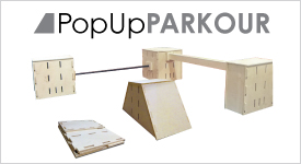 Pop Up Parkour Boxes