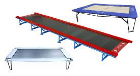 Gymnastics Equipment For Sale >> Gymnastics Equipment Tumble Trak Tumbl Trak Aai American