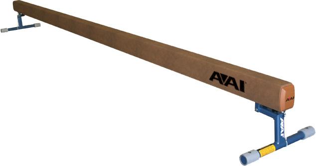 Gymnastics balance beam classic reflex low beam for Beams for home
