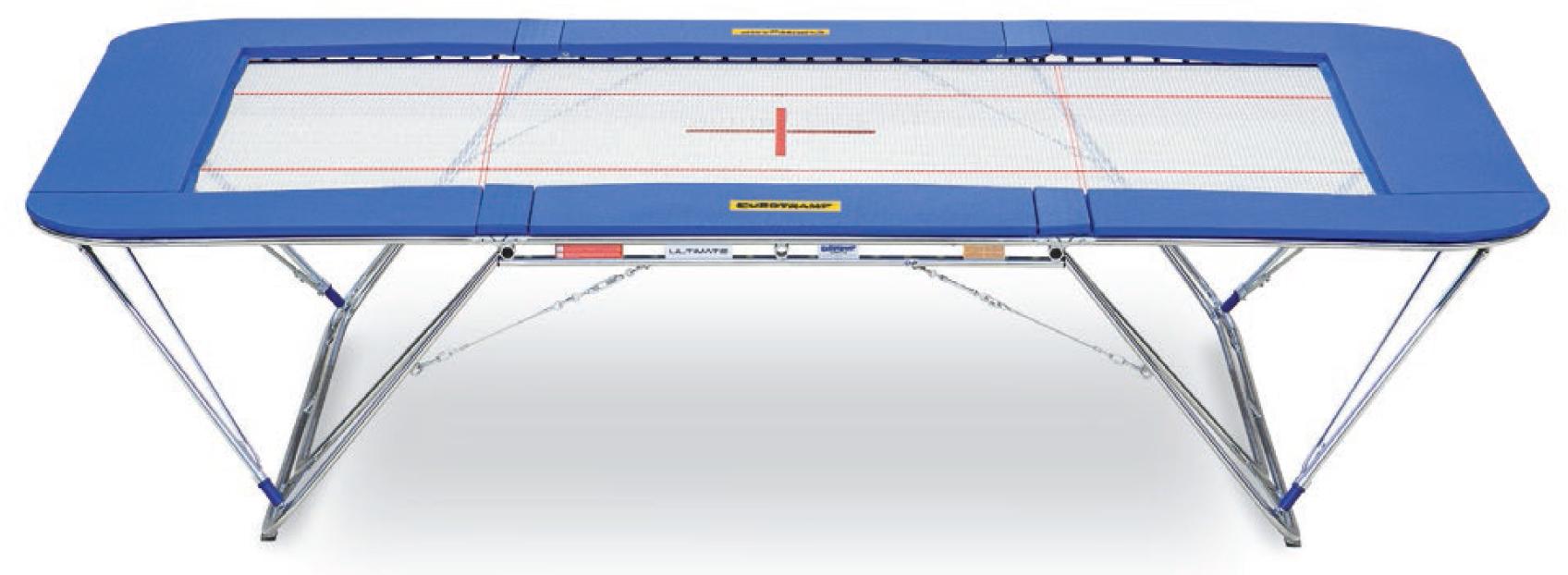 eurotramp 7x14 competition trampoline. Black Bedroom Furniture Sets. Home Design Ideas
