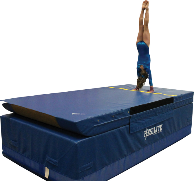 Vault Development Contoured Top Mat 5'x10'x8""