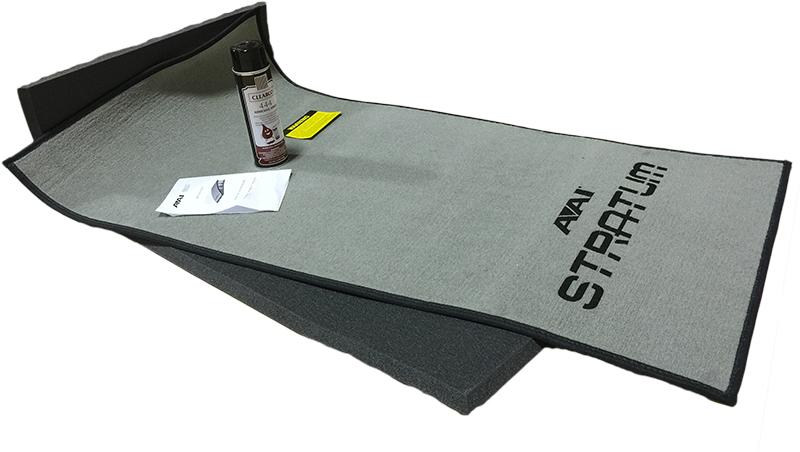 Vault Board Recovery Kit: Stratum