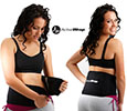 Active Wrap Back Pad
