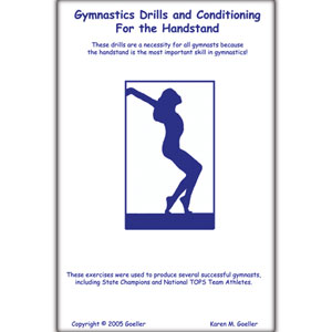 Gymnastic Drills and Conditioning for the Handstand