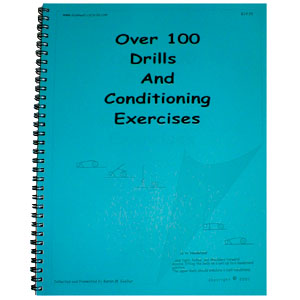 100 Drills & Conditioning Exercises Book