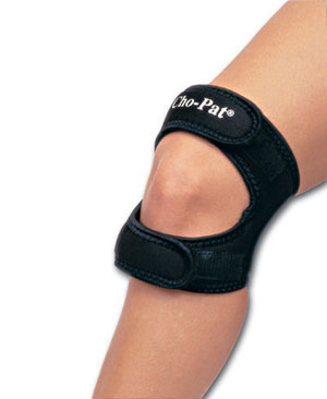 Knee Support: Dual Action Strap