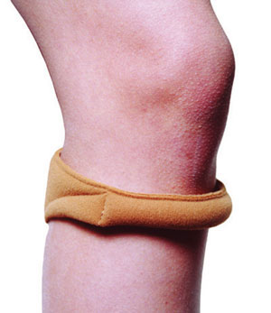 Knee Support: Strap