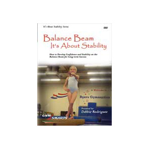 Balance Beam, It's About Stability DVD
