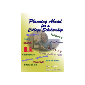 Plan Ahead Scholorship DVD