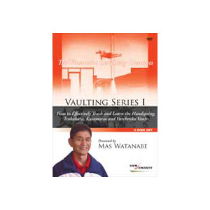 Vaulting Series I - 3 Disk Set